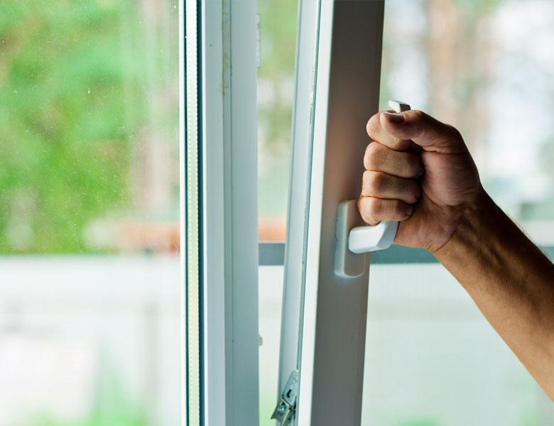 survitrage des fenêtres