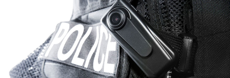 camera police nationale